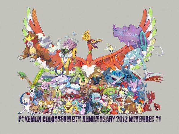 Hors-série : Différence entre Pokémon Colosseum et Pokémon eXtra Dimensionnel
