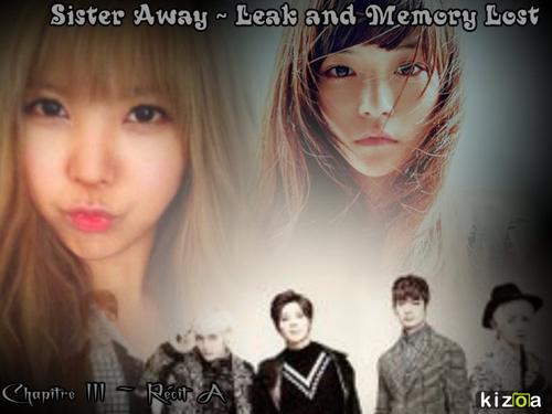 Sister Away ~ Leak and Memory Lost ~ Chapitre III
