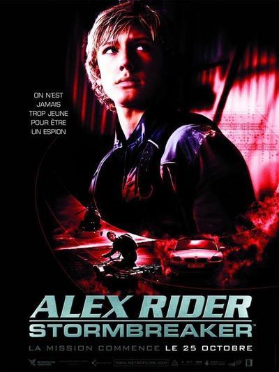 Alex Rider, Stormbreaker