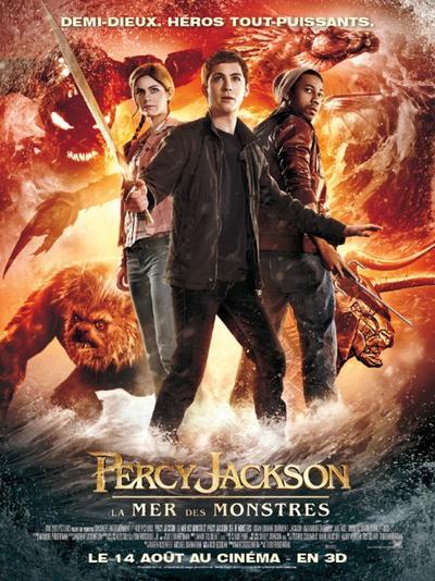 Percy Jackson 2 (La mer des Monstres)