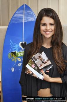 23/11: Selena était à Northpark, Dallas
