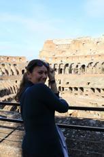 Rome du 24 octobre au 27 octobre 2011 avec Laure