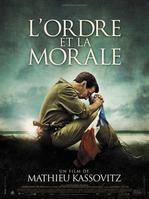 """Festival du film d'Arras. 12ème édition. """" L'ordre et la morale"""" de Matthieu Kassovitz"""