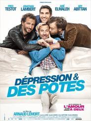 """""""Dépression et des potes"""" de Arnaud Lemort"""