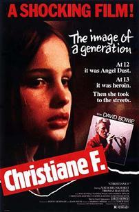 """""""Moi, Christiane f. 13 ans, droguée, prostituée"""""""
