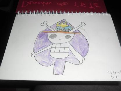 3 dessin que j'ai fais