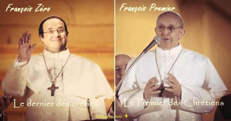 Messieurs le Pape 2013 .....
