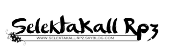 SelektaKall Rpz - Blog Officiel