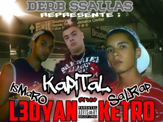 KapiTaL & SaLRap feat IsMaRo - l3dyan ketro 2012