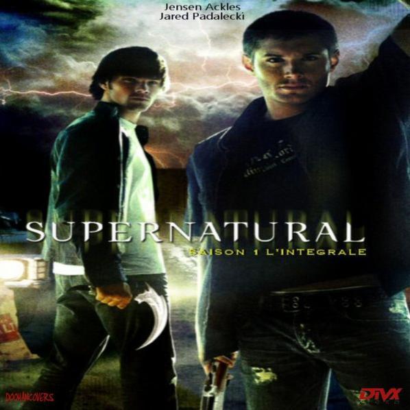 Streaming de la saison 1 de Supernatural