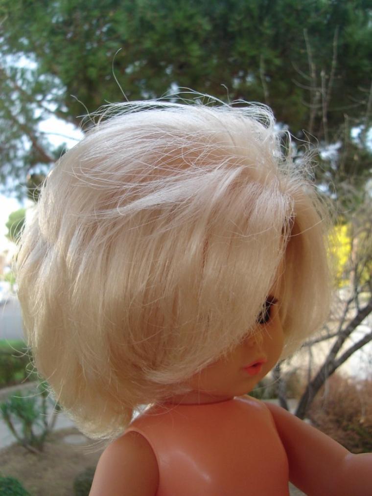 poupée Clodrey 40 cm