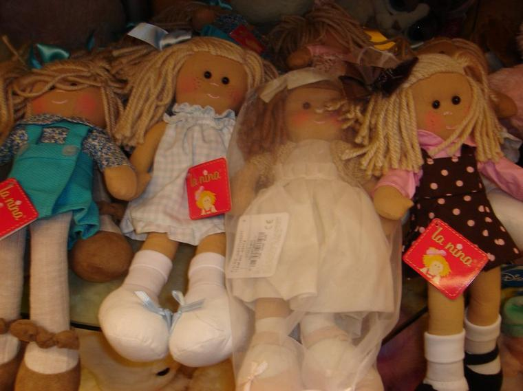 Les poupées du Corte Ingles, suite