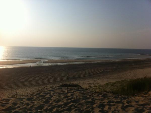 Aaahhh  l'océan !!