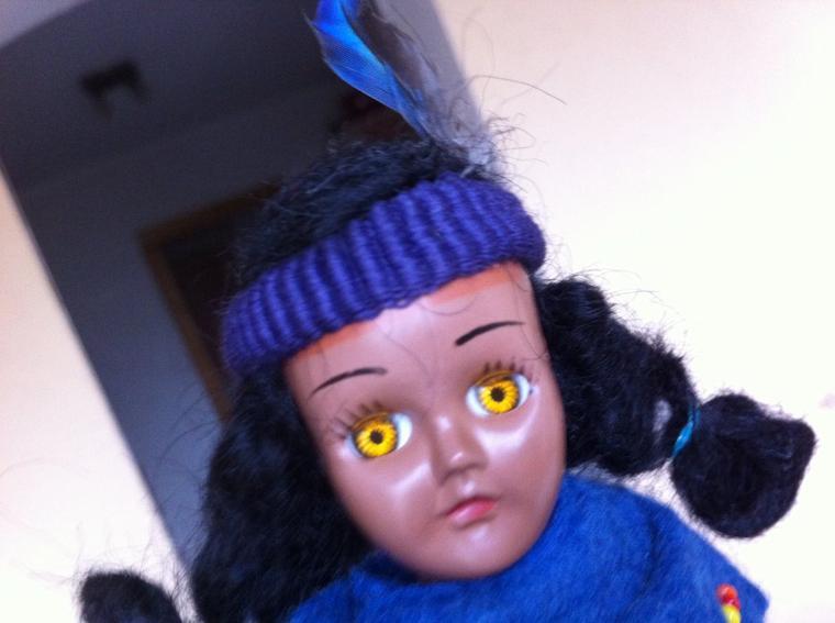 Diverses petites poupées craquantes