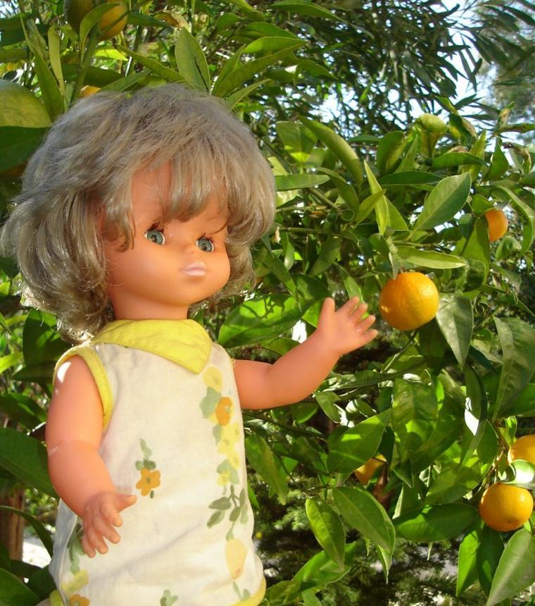 Les poupées de mon enfance, celles que j'ai toujours 2