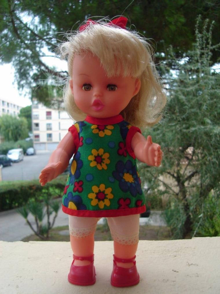 Les poupées de mon enfance, celles que je n'ai plus mais que j'ai remplacées !