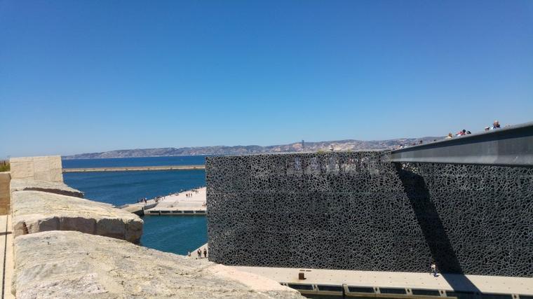Marseille jeudi dernier...