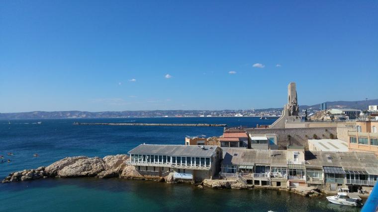 Marseille le weekend dernier...