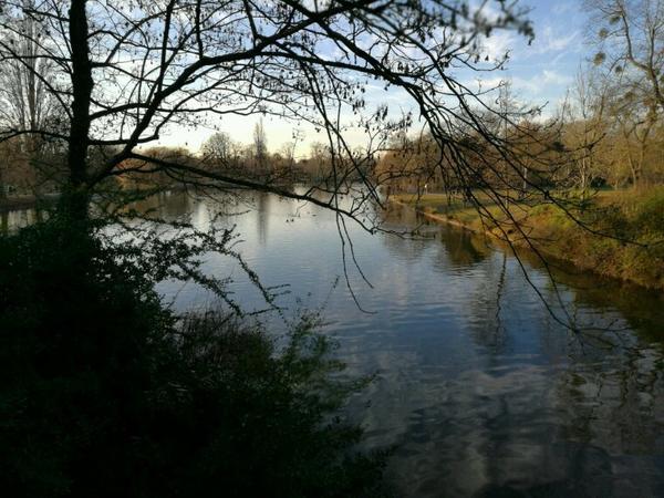 Promenade au bois de Vincennes