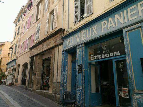 Marseille...