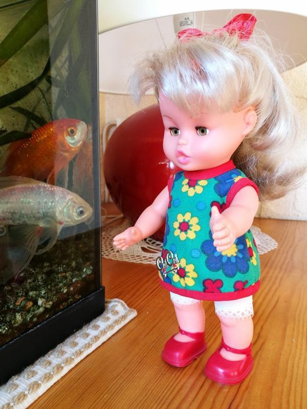 petites moisissures blanches sur poupées que faire ?