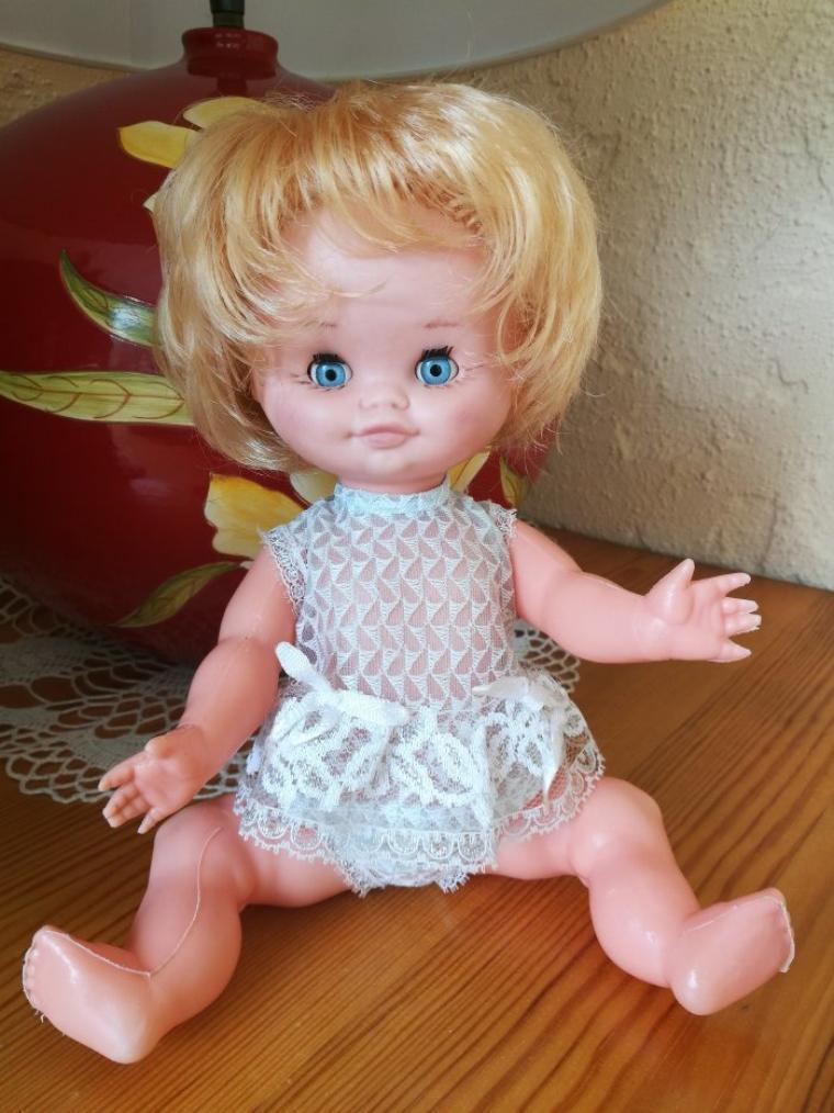 La poupée de samedi