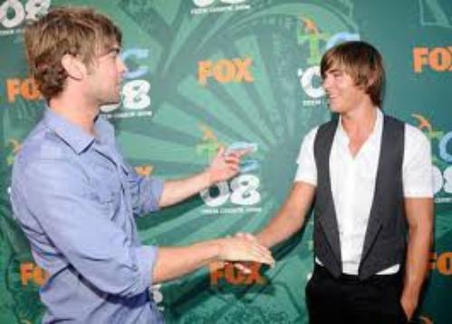 Chace Crawford VS Zac Efron