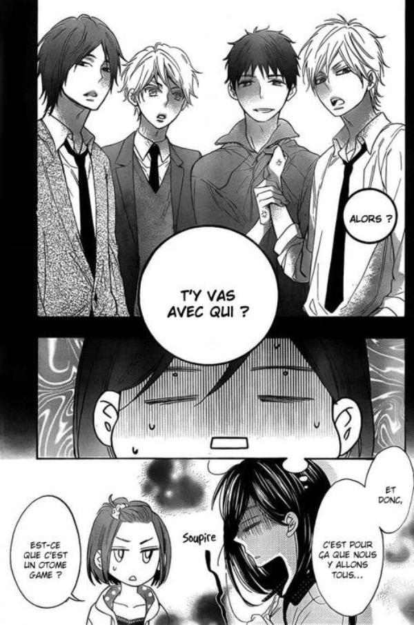 Watashi ga Motete Dôsunda - Chapitre 2