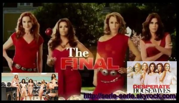 Desperate Housewives prend fin a la Saison 8