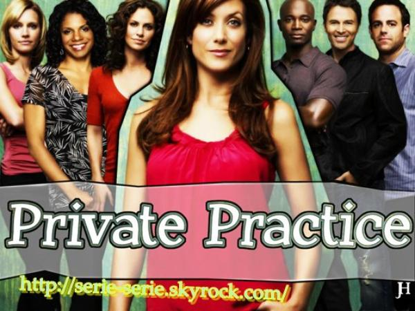 Private Practice Vs Ghost Whisperer