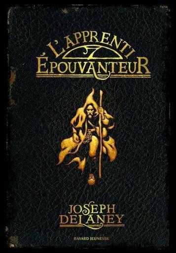 L'Epouvanteur tome 1 : L'apprenti Epouvanteur