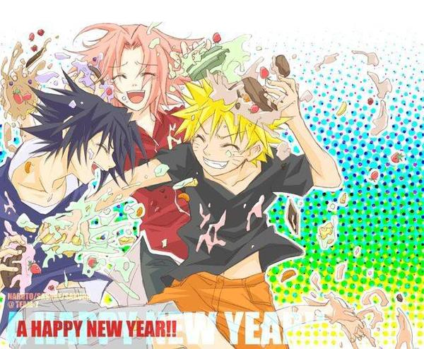Happy New Years Everyone! <3