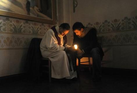 La confession des pêchés