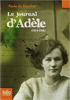 • Le journal d'Adèle • Paule du Bouchet •