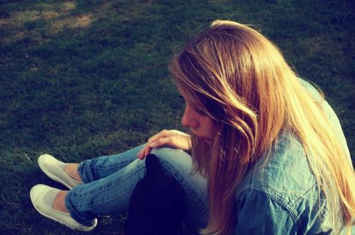 J'aurais aimer a ne jamais avoir a te mentir, mais je le fait au quotidien en te disant que tout va bien.