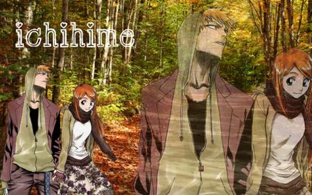 Ichigo x Orihime *o*