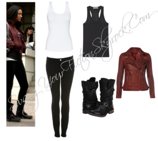 N°197 : Inspired By Emily on Pretty Little Liars