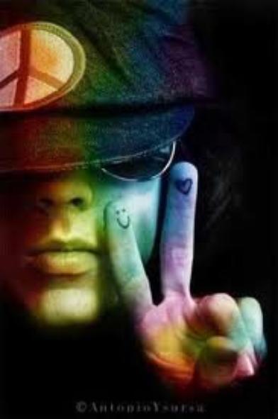 (; PEACE ... L0VE !  ♥