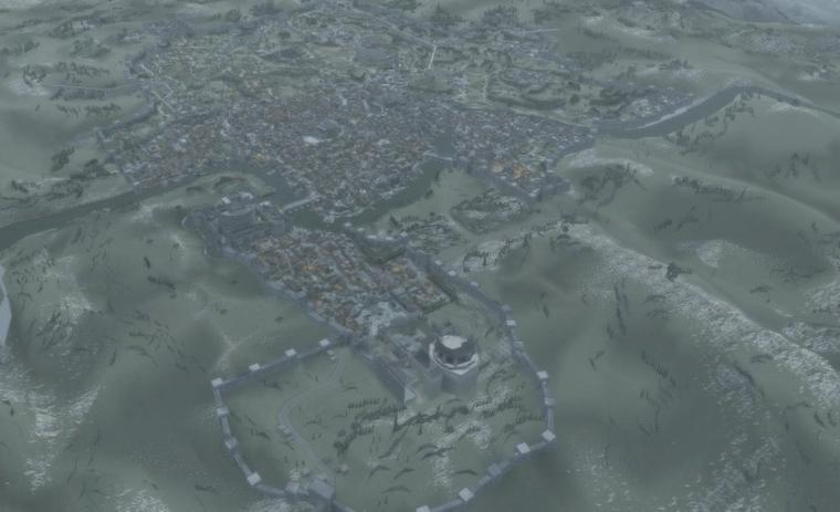 Assassin's Creed Brotherhood : Rome vu du ciel