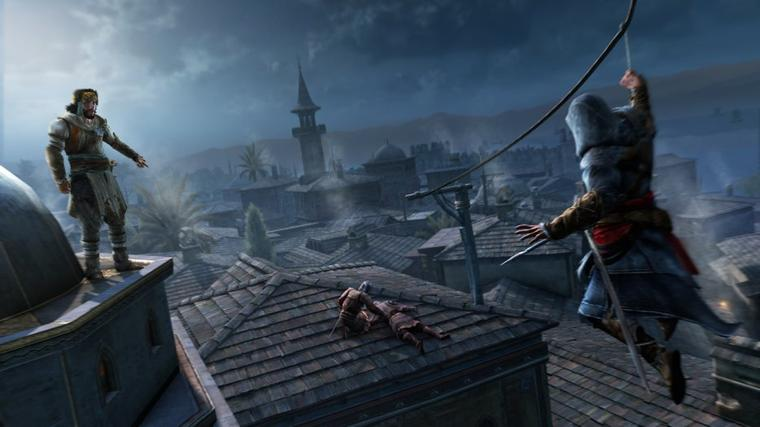 Assassin's Creed Revelations - Images ingame