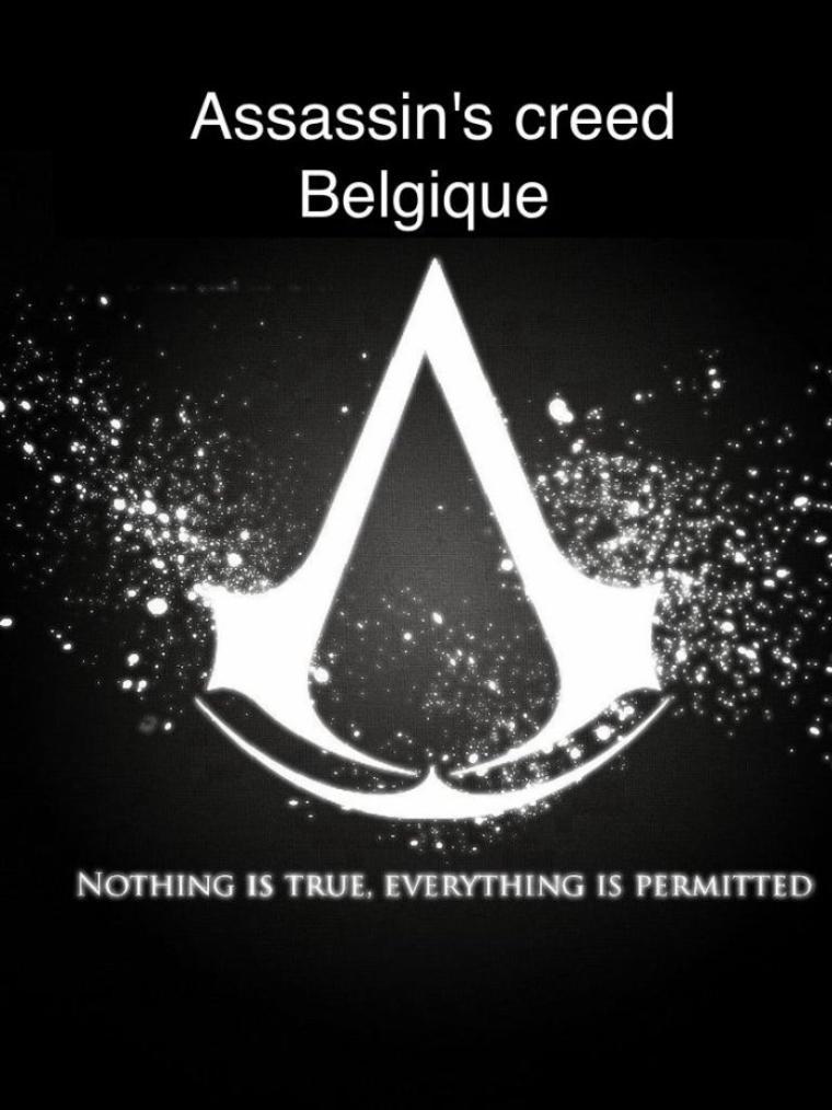 Assassin's Creed-Belgique