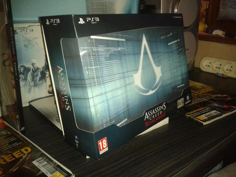 Assassin's Creed Revelations: Mon Animus edition