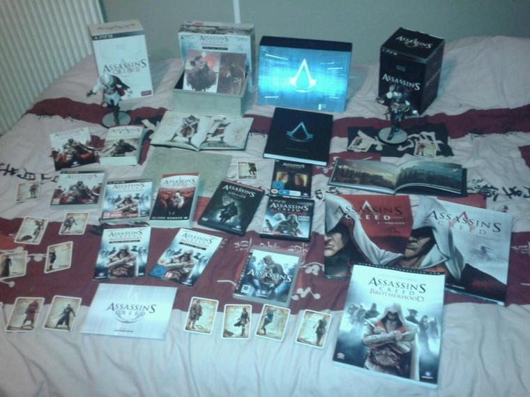 Assassin's Creed : Ma collection