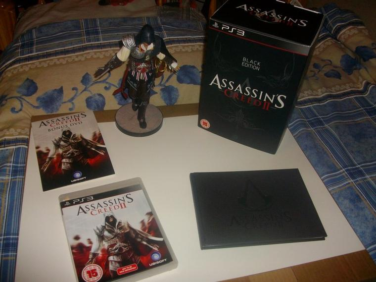 Assassin's Creed : Ma collection-Assassin's Creed II Black Edition