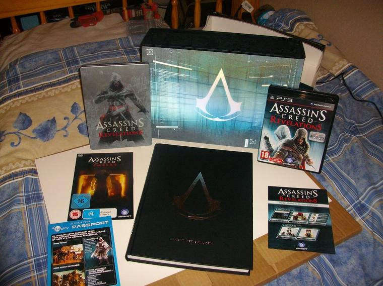 Assassin's Creed : Ma collection-Assassin's Creed Revelations Animus Edition