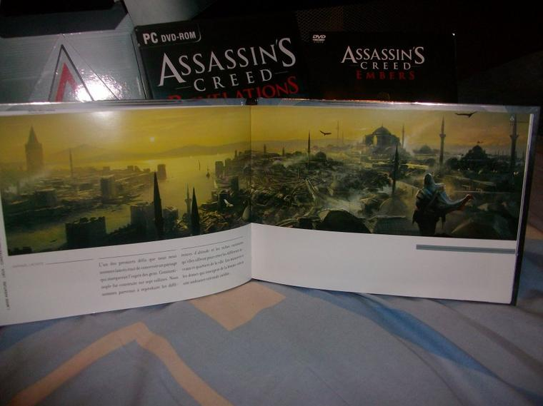 Assassin's Creed : Ma collection- Assassin's Creed Revelations Collector Edition