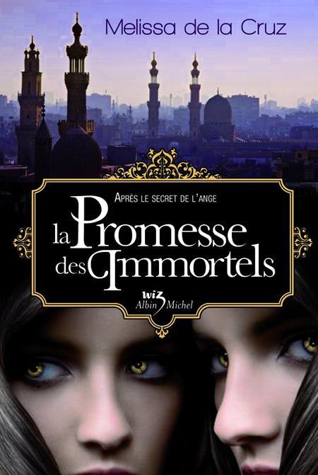 Les Vampires de Manhattan, T6 : La promesse des Immortels.