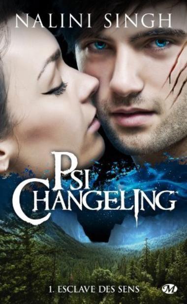 Psi-Changeling, T1 : Esclave des sens.