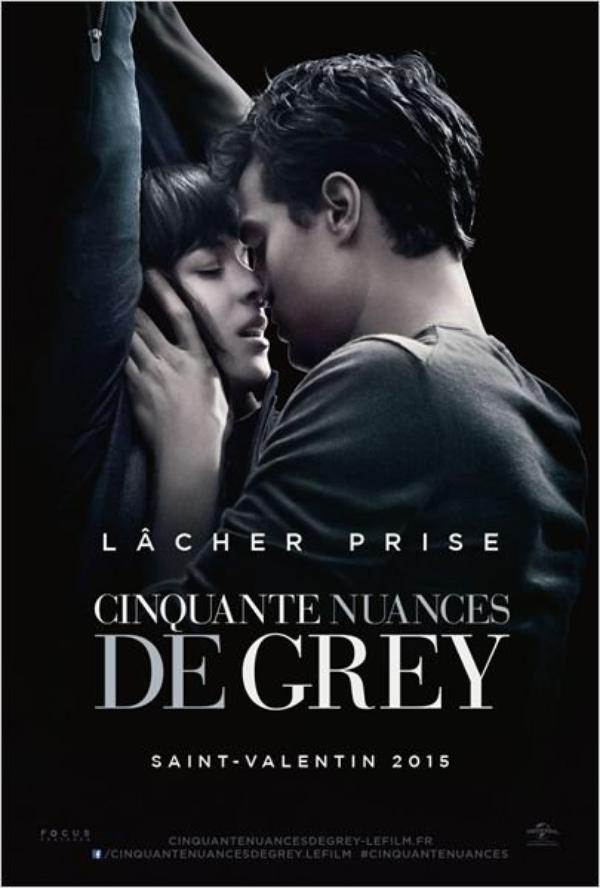 Cinquante nuances de Grey - Le film.