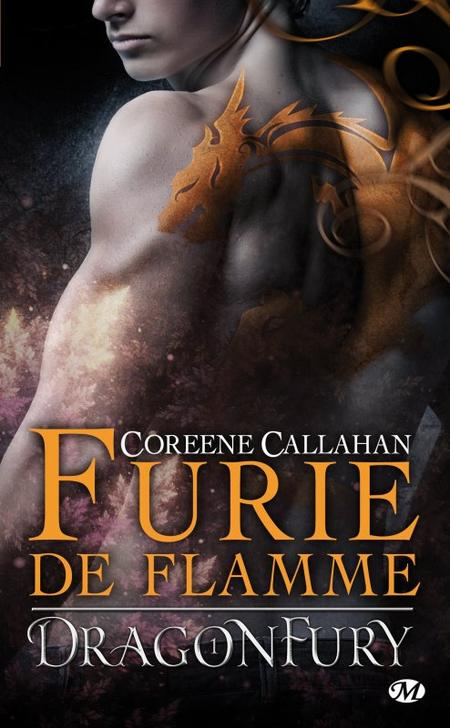 Dragonfury, Tome 1 : Furie de Flamme.